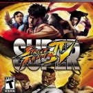 Super Street Fighter 4 PS3 Great Condition Complete Fast Shipping