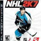 NHL 2K7 PS3 Great Condition Fast Shipping