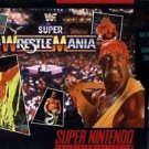 WWF Super Wrestlemania SNES Great Condition Fast Shipping