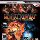Mortal Kombat Komplete Edition PS3 Great Condition Complete Fast Shipping
