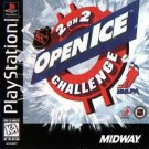 NHL Open Ice 2 On 2 Challenge PS1 Great Condition Complete Fast Shipping
