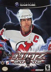NHL Hitz 2002 Gamecube Great Condition Fast Shipping