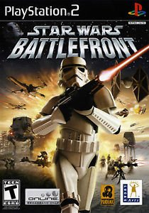 Star Wars Battlefront PS2 Great Condition Complete Fast Shipping