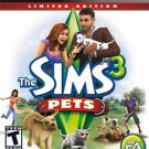 Sims 3 Pets Limited Edition PS3 Great Condition Complete Fast Shipping