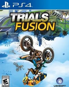 Trials Fusion PS4 Great Condition Complete Fast Shipping