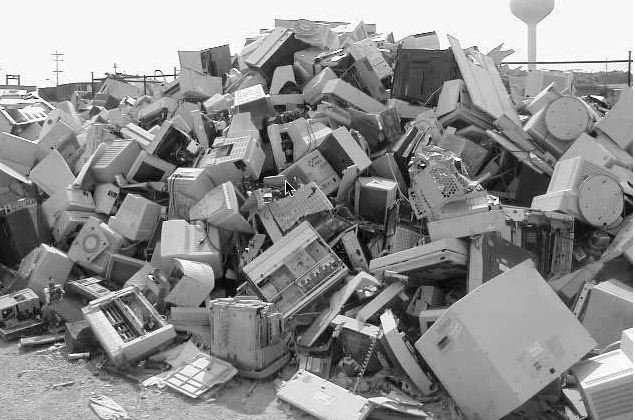 LEARN HOW TO RECYCLE ELECTRONIC SCRAP EBOOK