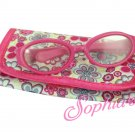 Doll Pink Glasses & Glass Case Sophia's Made To Fit American Girl 18 Inch Dolls