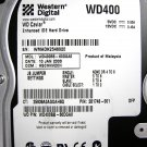 Western Digital WD400BB 40GB IDE Hard Drive #8320