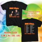 WOW HOT TUNA SUMMER TOUR 2016 BLACK TEE S-3XL ASTR