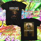 WOW AARON LEWIS THE SINNER TOUR 2016 BLACK TEE S-3XL ASTR111