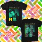 WOW CHARLIE PUTH WE DONT TALK TOUR 2016 BLACK TEE S-3XL ASTR111
