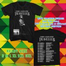 WOW CHRIS STAPLETON THE TRAVELLER TOUR 2016 BLACK TEE S-3XL ASTR