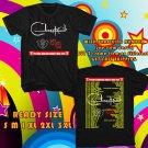 WOW CLUTCH PSYCHIC WARFARE WORLD TOUR 2016 BLACK TEE S-3XL ASTR