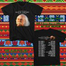 WOW DAVID CROSBY SOLO ACOUSTIC TOUR 2016 BLACK TEE S-3XL ASTR