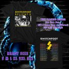 WOW SWITCHFOOT AND RELIENT K TOUR 2016 BLACK TEE S-3XL ASTR