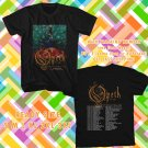 WOW OPETH AND THE SWORD TOUR 2016 BLACK TEE S-3XL ASTR