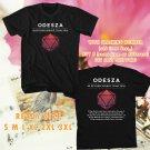 WOW ODESZA IN RETURN TOUR 2016 BLACK TEE S-3XL ASTR 772