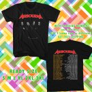 WOW AIRBOURNE TOUR 2016 BLACK TEE S-3XL ASTR 663
