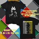 WOW DIEANTWOORD N.AMERICAN TOUR 2016 BLACK TEE S-3XL ASTR