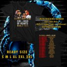 WOW MAXWELL AND MARY J BLIGE WORLD TOUR 2016 BLACK TEE S-3XL ASTR 442