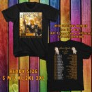 WOW STEVIE NICKS 24 KARAT GOLD TOUR 2016 BLACK TEE S-3XL ASTR 443