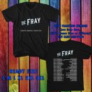 WOW THE FRAY N.AMERICAN TOUR 2016 BLACK TEE S-3XL ASTR 564