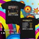 WOW EUROPE 30TH ANNIV TOUR 2016 THE FINAL COUNTDOWN BLACK TEE S-3XL ASTR 564