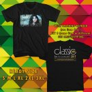 WOW CLASSIC CHER UNITED STATES TOUR 2017 BLACK TEE S-3XL ASTR