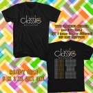 WOW CLASSIC CHER UNITED STATES TOUR 2017 BLACK TEE S-3XL ASTR 354