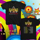 WOW 30TH ANNIVERSARY FROM STRYPER TOUR 2016 BLACK TEE S-3XL ASTR 475