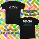 WOW AMERICAN STORIES TOUR 2016 FROM CRAIG MORGAN BLACK TEE S-3XL ASTR 342