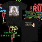 WOW MARIO BAUTISTA AQUI ESTOY TOUR 2016 BLACK TEE S-3XL ASTR