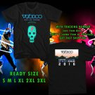 WOW VOODOO FESTIVAL TOUR OCT,2016 BLACK TEE S-3XL ASTR