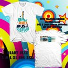 WOW MUSIC STREET BEALE FEST TOUR 2017 WHITE TEE S-3XL ASTR