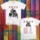 WOW DNCE UNITED STATES TOUR 2017 WHITE TEE S-3XL ASTR 776