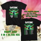 WOW DATSIK NINJA NATION TOUR 2017 BLACK TEE S-3XL ASTR