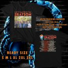 WOW IRATION TOUR 2017 BLACK TEE S-3XL ASTR 322