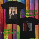 WOW CHEVELLE TOUR 2017 BLACK TEE S-3XL ASTR 554