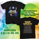 WOW BLAKE SHELTON DOING IT TO COUNTRY SONGS TOUR 2017 BLACK TEE S-3XL ASTR