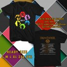 WOW DREAM THEATER:IMAGES,WORDS AND BEYOND TOUR 2017 BLACK TEE S-3XL ASTR 776