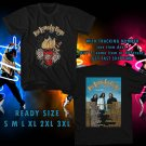 WOW LOS LONELY BOYS:THE REVELATION TOUR 2017 BLACK TEE S-3XL ASTR 165