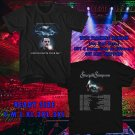 WOW STURGILL SIMPSON N.AMERICA TOUR 2017 BLACK TEE S-3XL ASTR 375