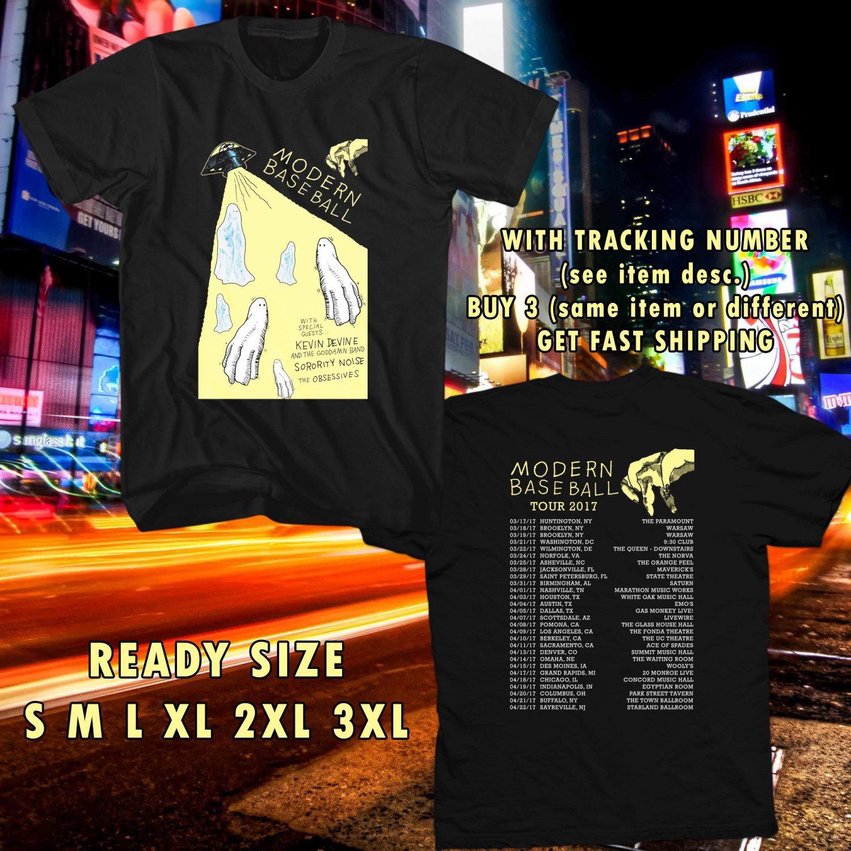 WOW MODERN BASEBALL N.AMERICA TOUR 2017 BLACK TEE S-3XL ASTR