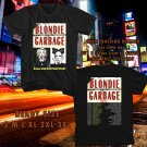 WOW BLONDIE AND GARBAGE RAGE AND RAPTURE TOUR 2017 BLACK TEE S-3XL ASTR 228
