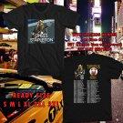 WOW CHRIS STAPLETON ALL AMERICAN ROADSHOW TOUR 2017 BLACK TEE S-3XL ASTR 664