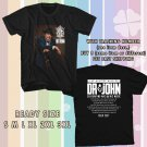 WOW DR JOHN N.AMERICA TOUR 2017 BLACK TEE S-3XL ASTR 665