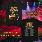 WOW JASON BONHAM TOUR 2017 BLACK TEE S-3XL ASTR 882