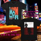 WOW JOHN MAYER THE SEARCH FOR EVERYTHING TOUR 2017 BLACK TEE S-3XL ASTR 214
