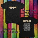 WOW STS9 GET LOUD TOUR 2017 BLACK TEE S-3XL ASTR