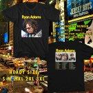 WOW RYAN ADAMS TOUR 2017 BLACK TEE S-3XL ASTR 331